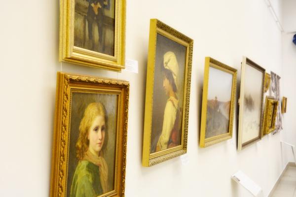 Открылась выставка «Императрица Мария Федоровна – художник и коллекционер»