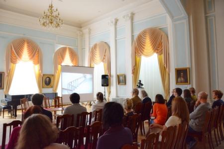 Уникальная встреча «Наследие семьи Нобель в России»