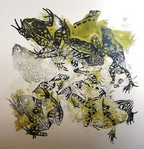 Акулов Э.А. Портрет художника З.Е.Львовича. 1977  Бронза, литье. 40х20х50. Форма бюст.