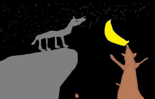 Рзаев Данил, анималистический жанр, рисунок, сделанный на компьютере