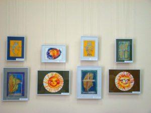 Выставка работ студийцев в Музее изобразительных искусств РК