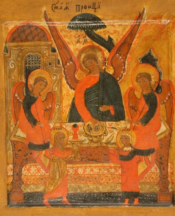 икона из д. Пелкула (Сегозерье)