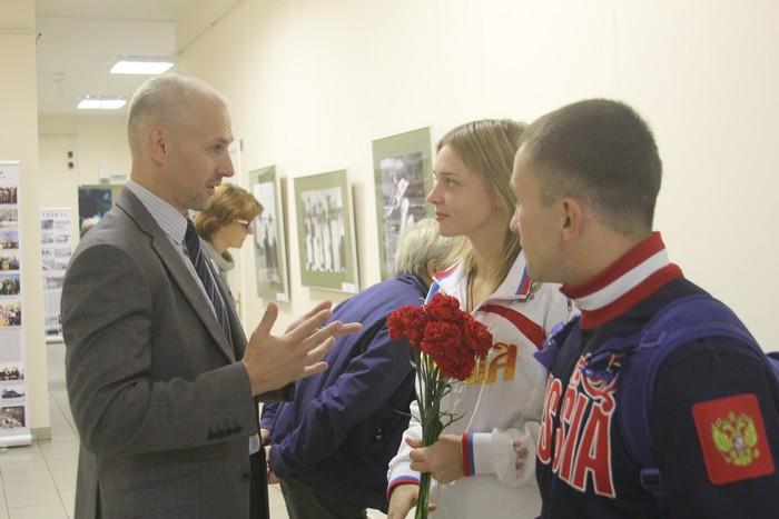 Министр по по делам молодежи, физической культуре и спорту Республики Карелия -  Александр Воронов
