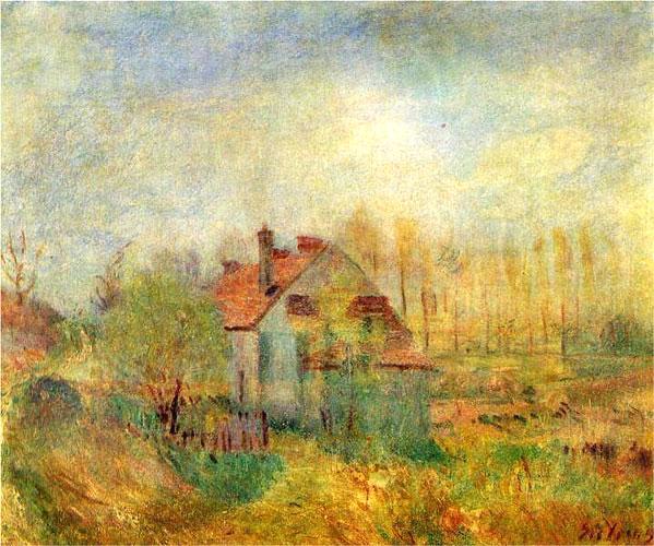 Весеннее утро. 1890