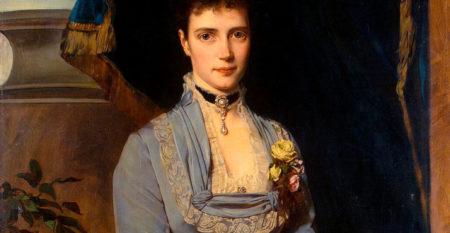 Императрица Мария Федоровна – художник и коллекционер