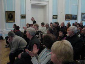 Общественный Совет Музея изобразительных искусств РК