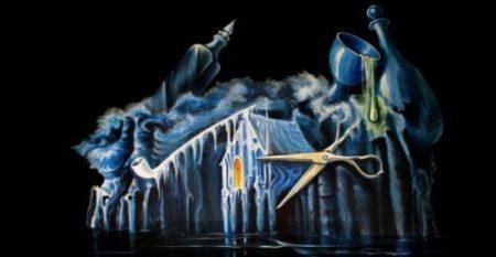 Северная магическая традиция в современном искусстве