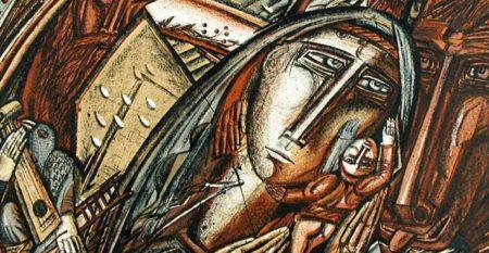 Коллекция «Карело-финский эпос «Калевала» в творчестве карельских, российских и зарубежных художников»