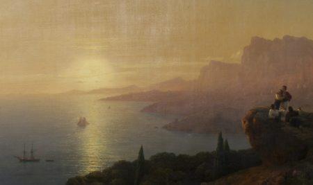 22 сентября открытие выставки «И.Айвазовский и традиции русского пейзажа XIX века»