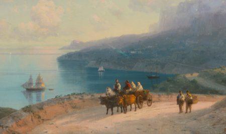 Открытие выставки «И.Айвазовский и традиции русского пейзажа XIX в.» состоялось 22 сентября