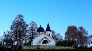 Церковь, архитектор В.Д. Поленов