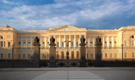 Государственному русскому музею исполняется 120 лет!