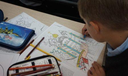 Первые занятия по проекту «Читаем Северные письма» прошли в Беломорске