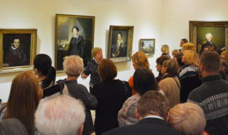 Экскурсии по выставке «Третьяковская галерея» для индивидуальных посетителей