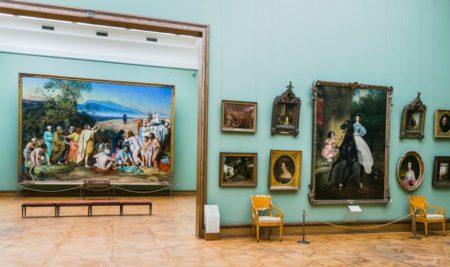 13 декабря в Музее ИЗО РК пройдёт лекция доктора искусствоведения Л.А.Маркиной о шедеврах Третьяковской галереи