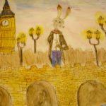 заяц, лондон