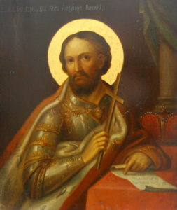 александр невский, невский, икона