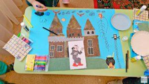 здравствуй музей, детский сад, дети, детское творчество