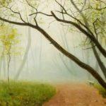 шишкин, туман