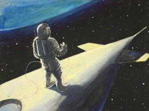 цыбасов, космос