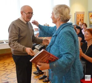 платонов, презентация книги