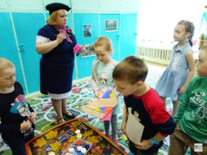 детский сад, здравствуй музей