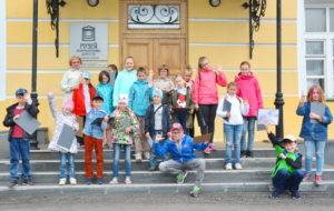 музейная академия, дети, музей