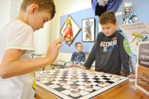 музейная академия, дети, творчество, шашки, игры, калевала