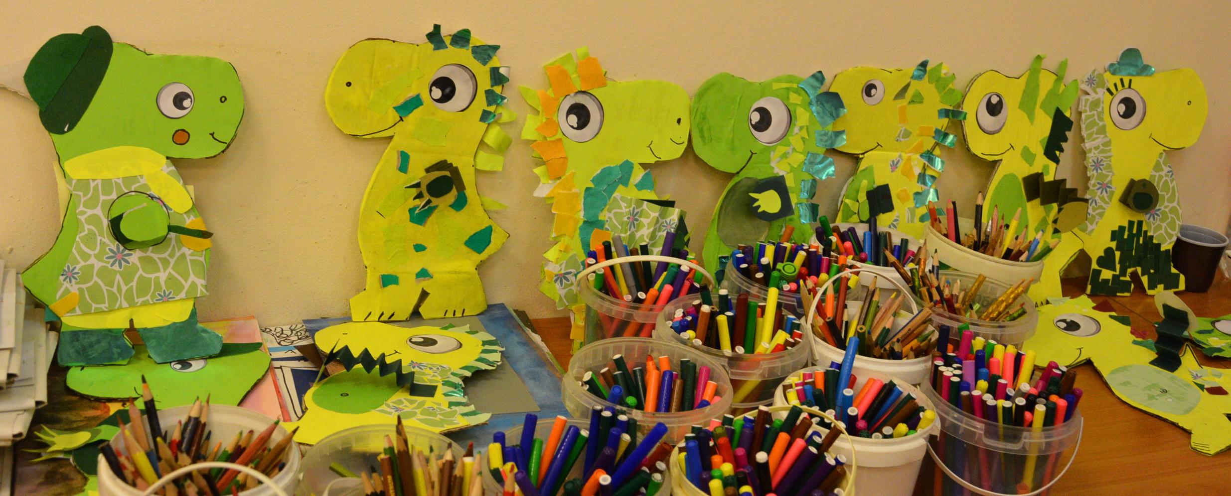 динозавр, мастер-класс, музейная академия