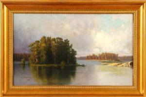 мещерский, живопись, картина, русское искусство