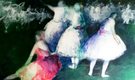 """Выставка """"Безмолвный танец"""" откроется в Музее 26 сентября"""