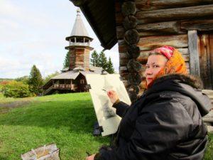 Нелли Григорьева, художники карелии