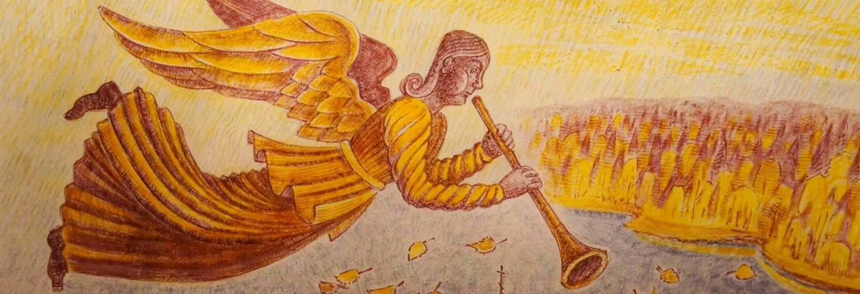ангел, григорьева, успенская церковь, кондопога