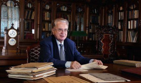 9 декабря отмечает свой юбилей Михаил Пиотровский