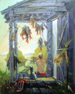 мир солнечного детства