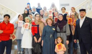 мусульмане, мигранты, culture open