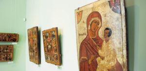 горизонт, иконы, древнерусское искусство