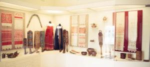 горизонт, виды музея, ДПИ, полотенце