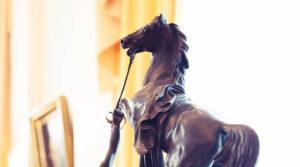 аничков мост, клодт, русское искусство, скульптура, конь, горизонт