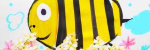 пчела горизонт изокрошки