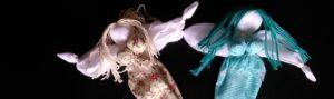 русалка кукла горизонт