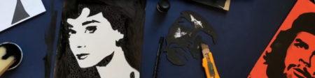 """Виртуальный Арт-четверг: мастер-класс """"Неповторимая Одри"""""""