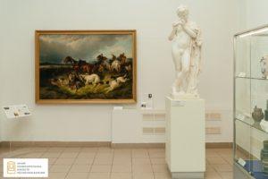 скульптура, сатир, западно-европейское