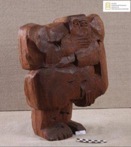 Ставницер В.М. «Угрюмый», скульптура