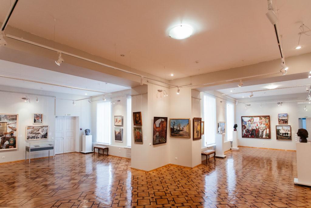 отечественное искусство,музей