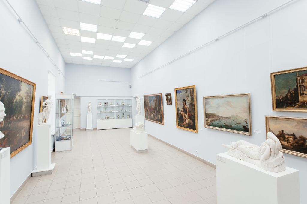 западно-европейское, музей