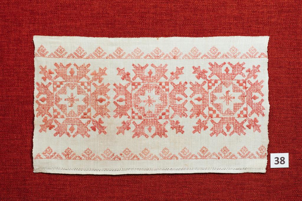 ПР-106. Кочергина А.А. Конец полотенца. Прионежье (вепсы)