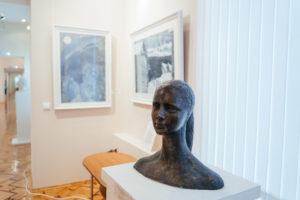 карельское искусство, залы музея