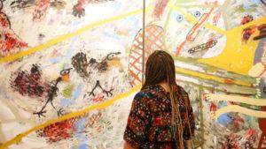 отечественное искусство, дреды, молодежь